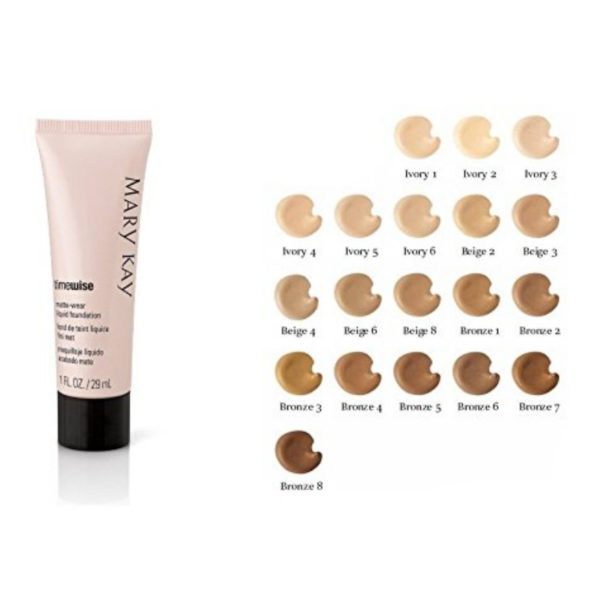 Mary kay TimeWise® Matte-Wear® Liquid Foundation
