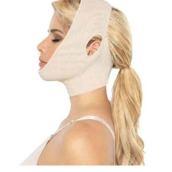 Ann Chery Chin Brace Post Surgery Facial Support