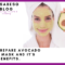 How to Prepare Avocado<br>Facial Mask And it's Benefits.